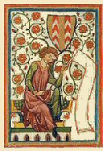 detail from the Codex Manesse image 5