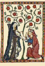 detail from the Codex Manesse image 6